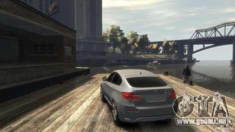 BMW X6M für GTA 4 rechte Ansicht