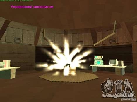 Chernobyl v. 1 für GTA San Andreas dritten Screenshot
