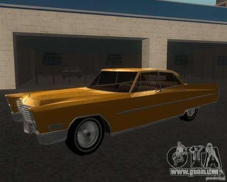 Cadillac Fleetwood Sixty Special 1967 für GTA San Andreas
