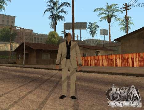 Red Dragon Clan Yakuza für GTA San Andreas dritten Screenshot