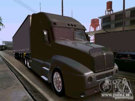 Kenworth T2000 v.2 pour GTA San Andreas