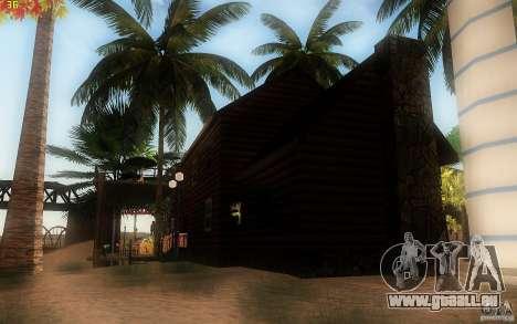 New Country Villa pour GTA San Andreas cinquième écran