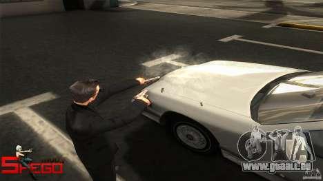 ASP pour GTA San Andreas deuxième écran