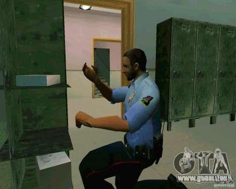 Azeri Polis für GTA San Andreas fünften Screenshot