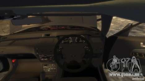 Mitsubishi Galant Stance pour GTA 4 est un droit