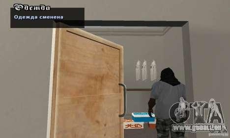 Hottes Assassinov pour GTA San Andreas deuxième écran