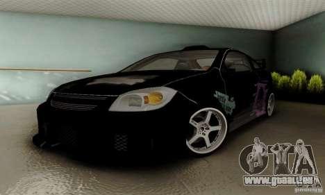 Chevrolet Cobalt SS pour GTA San Andreas vue de côté