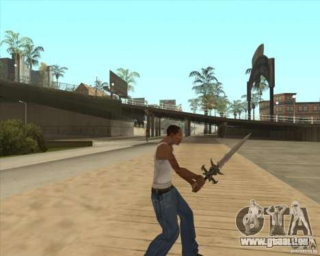 Frost morn pour GTA San Andreas