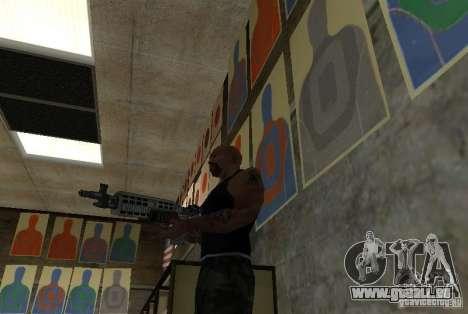 M14 EBR von Killing Floor für GTA San Andreas dritten Screenshot