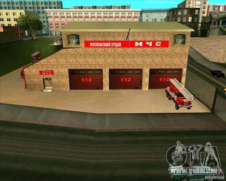 Véhicules stationnés v2.0 pour GTA San Andreas douzième écran