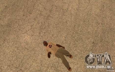 Life pour GTA San Andreas septième écran