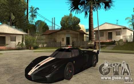 Ferrari FXX 2005 pour GTA San Andreas