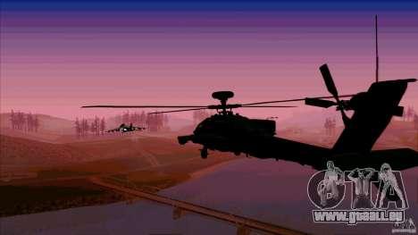 Wärmefallen für Jäger für GTA San Andreas fünften Screenshot