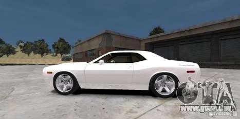 Dodge Challenger 2006 pour GTA 4 Vue arrière de la gauche