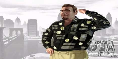 Écrans de démarrage de GTA IV v. 2.0 pour GTA San Andreas quatrième écran