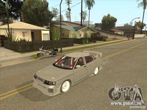 LADA-21103-Street-Tuning v1. 0 für GTA San Andreas Rückansicht