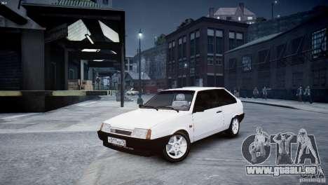 VAZ 21083i pour GTA 4