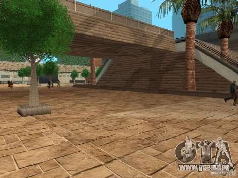 Nouveau centre commercial de textures pour GTA San Andreas troisième écran