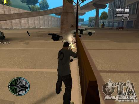 GTA IV  San andreas BETA für GTA San Andreas her Screenshot