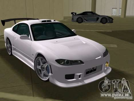 Nissan Silvia spec R Tuned für GTA Vice City