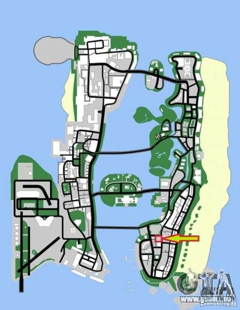 Aral Tankstelle Mod für GTA Vice City fünften Screenshot
