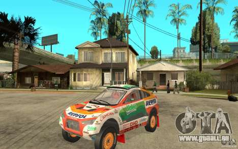 Mitsubishi Racing Lancer für GTA San Andreas