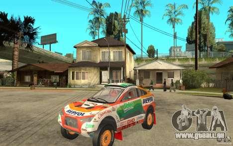 Mitsubishi Racing Lancer pour GTA San Andreas