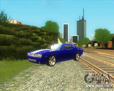Dodge Challenger concept für GTA San Andreas