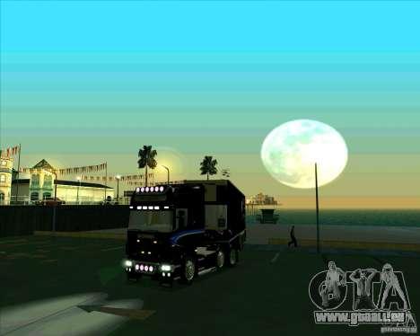 Scania R620 Pimped für GTA San Andreas