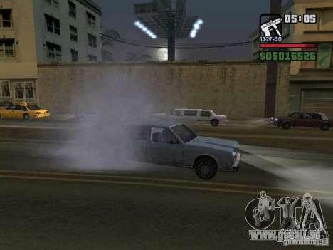 New Realistic Effects für GTA San Andreas zehnten Screenshot