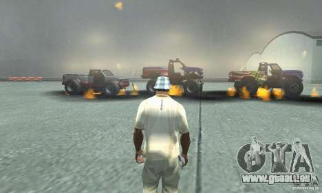 Die Atombombe für GTA San Andreas her Screenshot