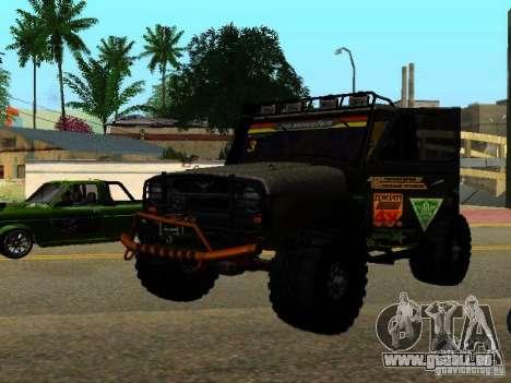 UAZ 469-TESTVERSION für GTA San Andreas