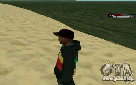 Drug Dealer HD Skin für GTA San Andreas zweiten Screenshot