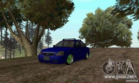 LADA 2170 JDM für GTA San Andreas
