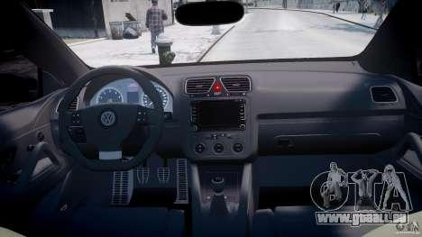 Volkswagen Scirocco III 2008 für GTA 4 rechte Ansicht
