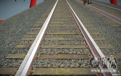 HD-Tracks für GTA San Andreas dritten Screenshot