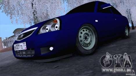 LADA 2170 VIP für GTA San Andreas linke Ansicht