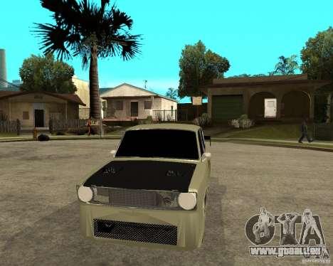 VAZ 2101 D-LUXE für GTA San Andreas Rückansicht