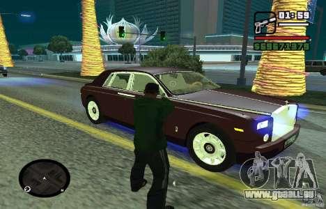 New Effects [HQ] pour GTA San Andreas cinquième écran