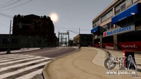 Special ENB Series By batter pour GTA 4 quatrième écran