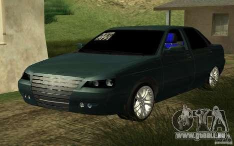 VAZ Lada Priora pour GTA San Andreas