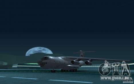 IL 78 Tanker für GTA San Andreas