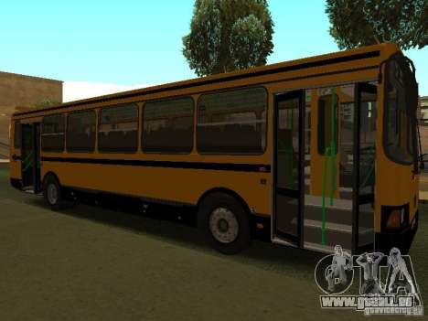 LIAZ 5256.26-01 für GTA San Andreas rechten Ansicht