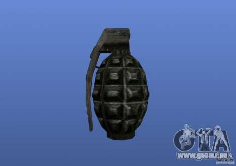 Grenade für GTA 4 dritte Screenshot