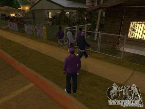 Ballas 4 Life für GTA San Andreas
