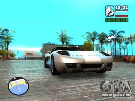 ENBSeries Medium PC pour GTA San Andreas