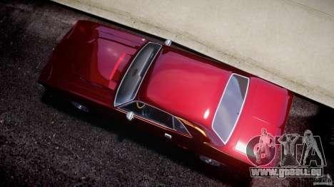 Dodge Challenger 1971 pour GTA 4 est un droit