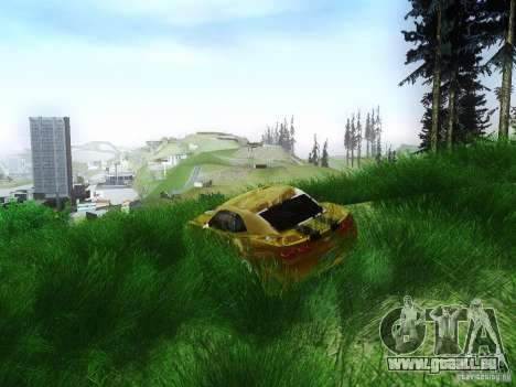 ENBSeries Beta für GTA San Andreas zweiten Screenshot