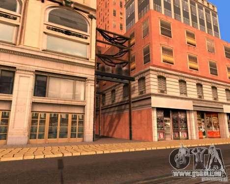 Real World ENBSeries v4.0 pour GTA San Andreas cinquième écran