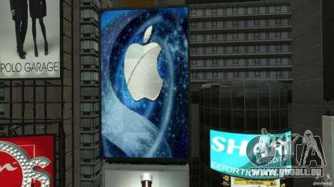Time Square Mod für GTA 4 Zehntel Screenshot